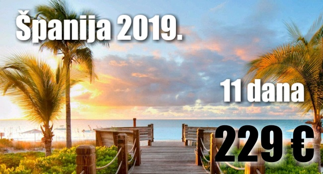 Kosta Brava 2019